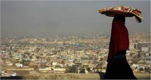 Overlooking Kabul