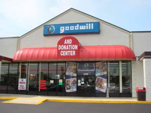 Good intentions gone wrong. Thrift stores like Goodwill are pumping clothing into Africa, making it difficult for the continent to develop domestic clothing industries.
