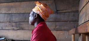 In the Congo, militias use rape as a weapon of war to destroy Congolese communities, where women are the backbone (photo courtesy of RAISE Hope for Congo)