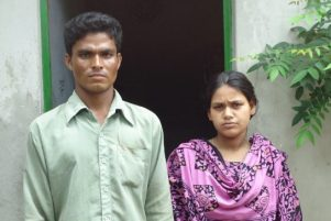 Morium Begum lost her baby (photo courtesy of thestar.com)