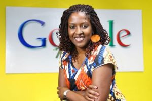 "Ory Okolloh didn't just ""put Kenya on the map as a tech innovation hub,"" she's using her position to empower future female leaders of Africa (photo courtesy of good.is)"