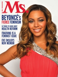 Beyonce isn't just a feminist, she's a fierce feminist. Which is the best kind there is, right GFs?